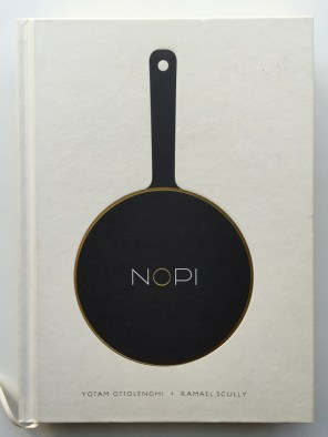 Nopi by Yotam Ottolenghi - A review of all the cookbooks that made it onto my shelves in 2015 on mycustardpie.com