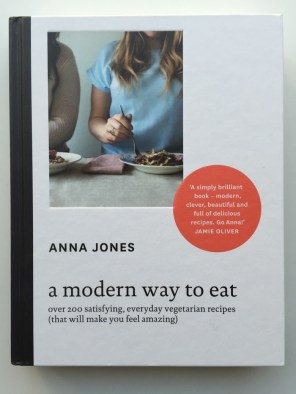 A Modern way to eat by Anna Jones - A review of all the cookbooks that made it onto my shelves in 2015 on mycustardpie.com