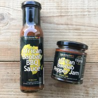 Baobab sauce and jam from Jones the Grocer - In My Kitchen December on mycustardpie.com