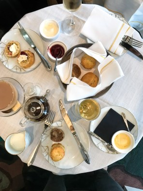Afternoon tea Four Seasons DIFC