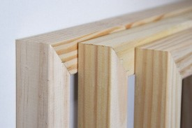 Strong Wood Frames