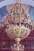 chandelier, st george, madaba