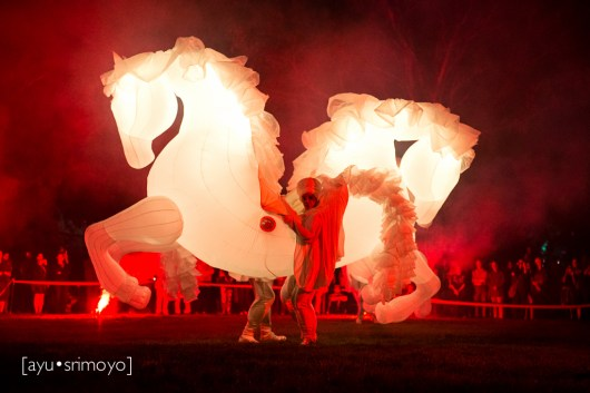 Fiers a Cheval 4, Enlighten Canberra 2014