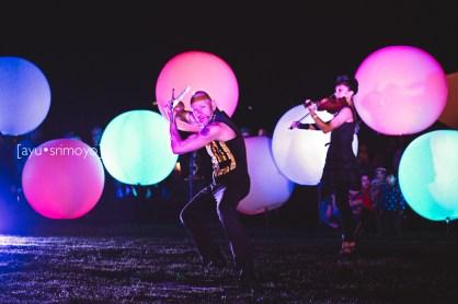 floriade performers - night 2
