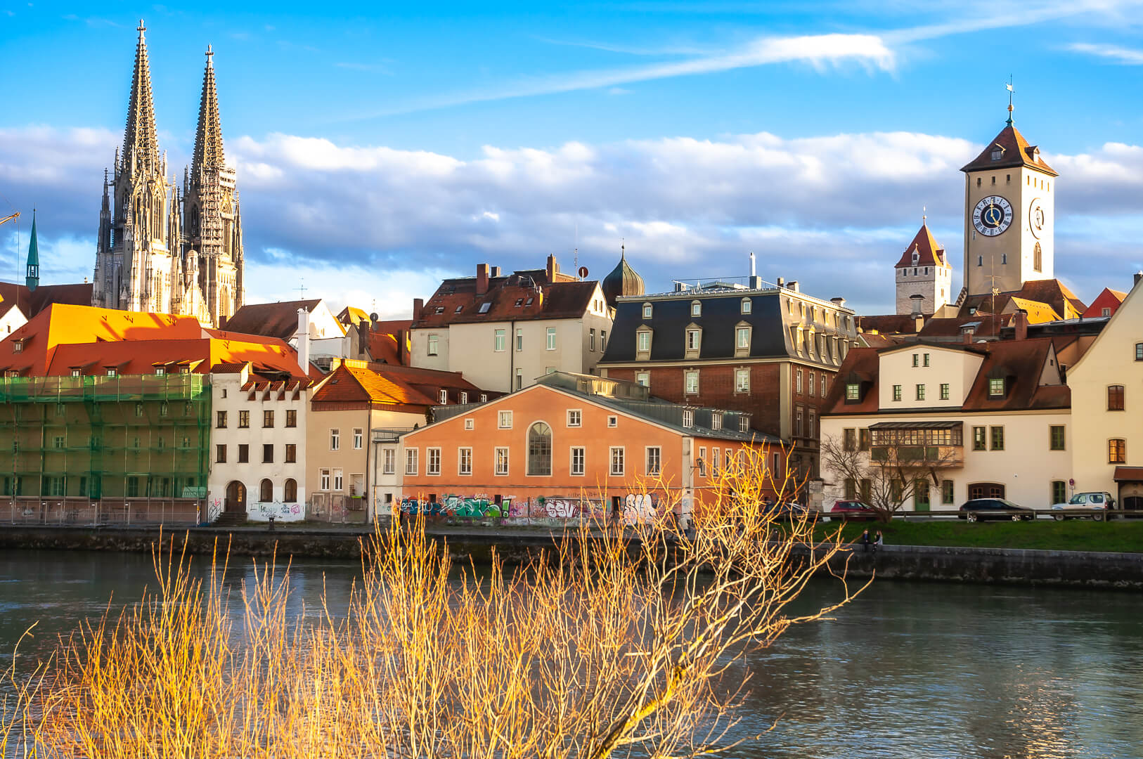 Regensburg Travel Guide-One Day Trip
