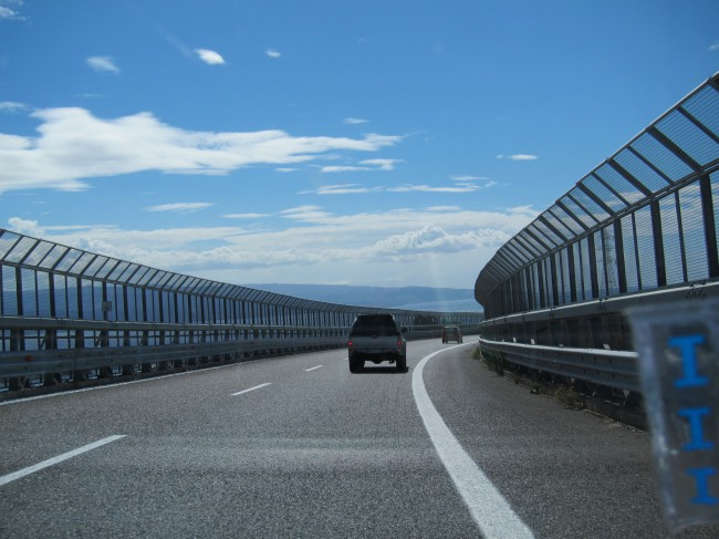Sizilianische Autobahn