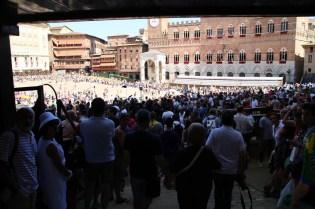 Palio 2013 in Siena