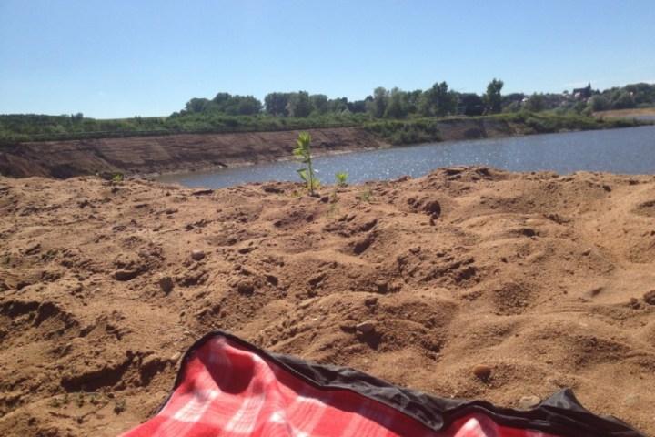 Baggersee in Bayern - super Tipp für den Sommer