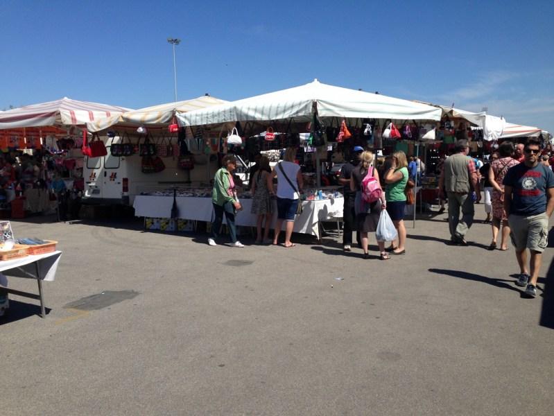 Italienischer Wochenmarkt