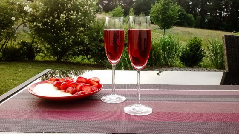 Rezepte mit Erdbeeren