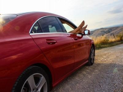 Toskana Mercedes