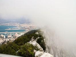Gibraltar Aussicht