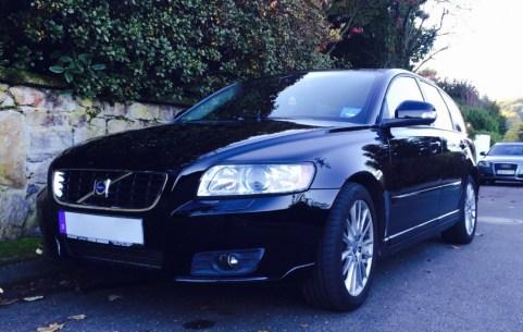 Mein Volvo V50 2009