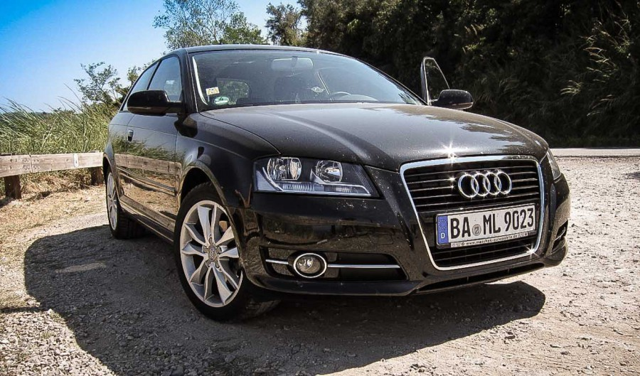 Audi A3 Ambition phantomschwarz