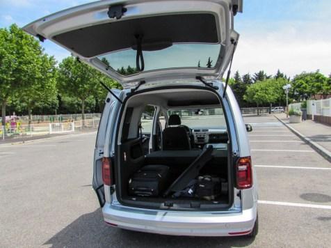 Caddy 4 Kofferraum