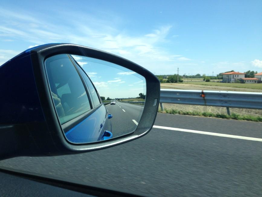 Autoreise nach Italien