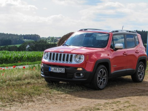 orange Jeep Renegade_