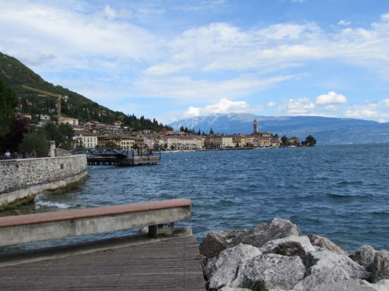 Salo Gardasee Promenade