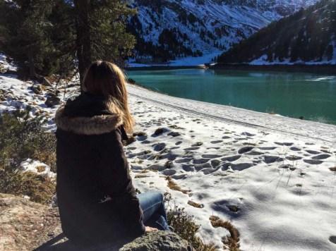 Sonnen in den Alpen (1 von 1)