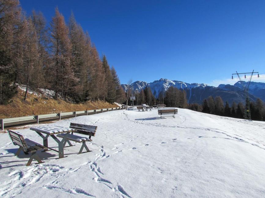 Panoramablick Alpen Carezza (1 von 1)