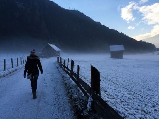 Spaziergang Hollersbach (1 von 1)