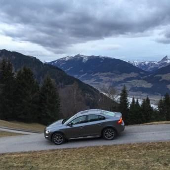 Volvo S60 in Alpen (1 von 1)