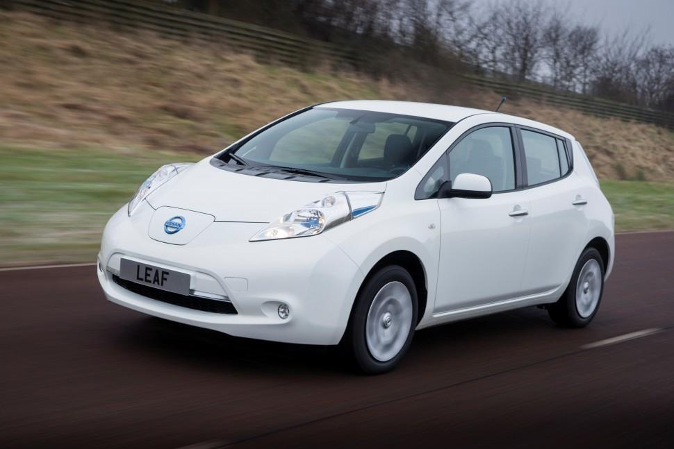 New Nissan Leaf
