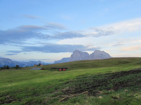 Seiser Alm Alpenromantik