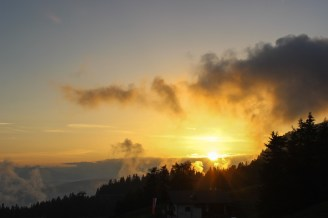Seiser Alm Sunset