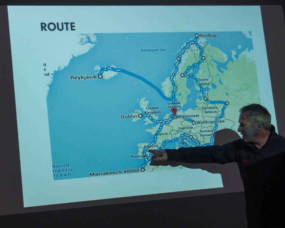 crafter2craftsmen-route