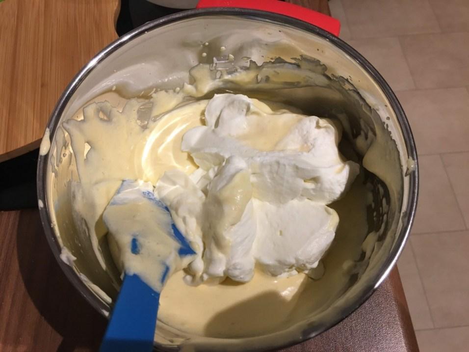 Marzipan Parfait Zubereitung