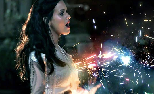 Firework Katy Perry Piano Notes