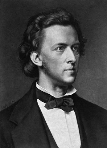 Compositor de piano Chopin