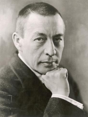 Compositor de piano rachmaninoff
