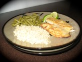 Delicious and Light Tilapia