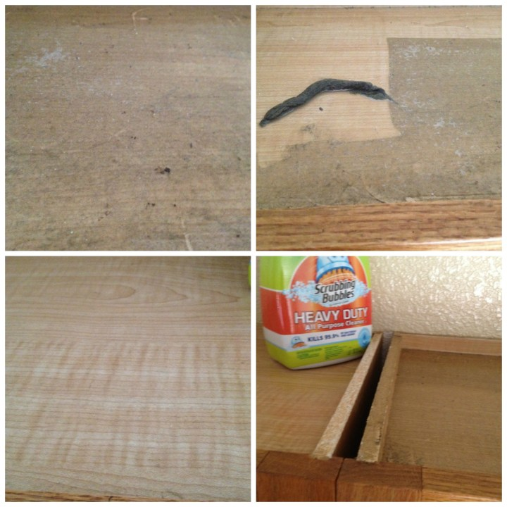 How To Clean The Tops Of Kitchen Cabinets