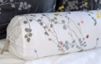 Bolster Cover from a pillowcase