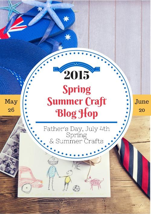Spring & Summer Craft Blog Hop