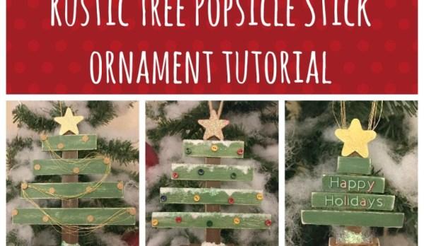 christmas ornaments popsicle sticks # 67