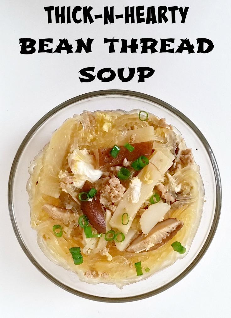 Noodles Dried Thread Bean