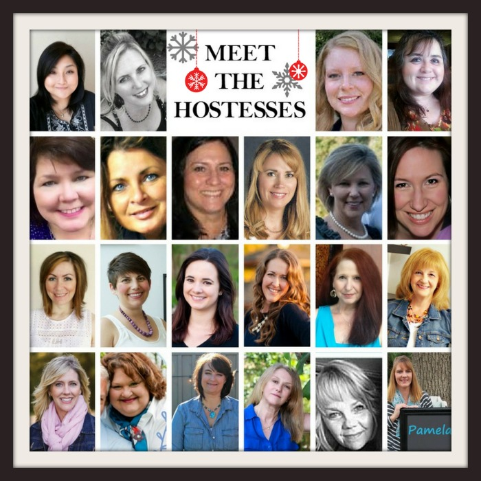 2016 Ornament Exchange Hostesses
