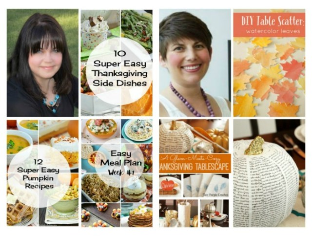 Thanksgiving Host Posts 2