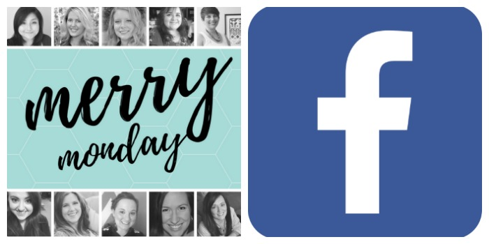 Merry Monday Link Party Facebook