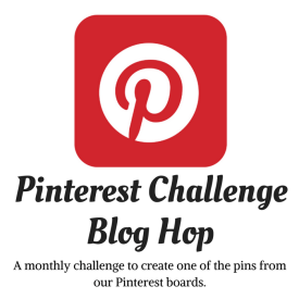 Pinterest Challenge Blog Hop