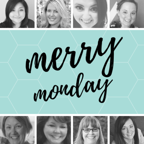 Merry Monday Link Party Image