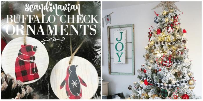 Best DIY Holiday Ideas Ornaments 4