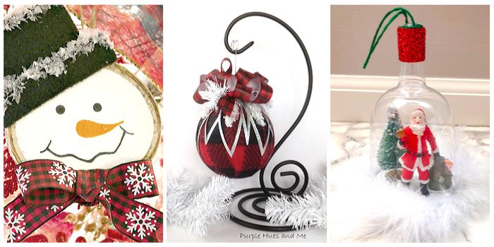 Best DIY Holiday Ideas Ornaments 2