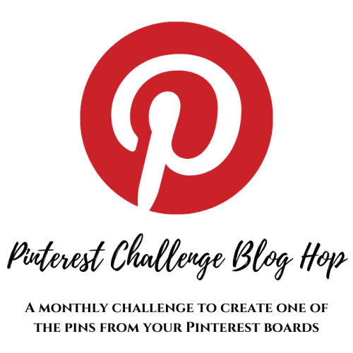 Pinterest Challenge Blog Hop Image