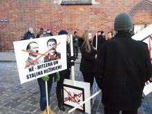 Latvia: Celebration of the 16 March, 2013