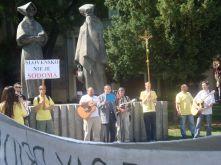 Slovakia: Christian Democratic Youth of Slovakia, 2012